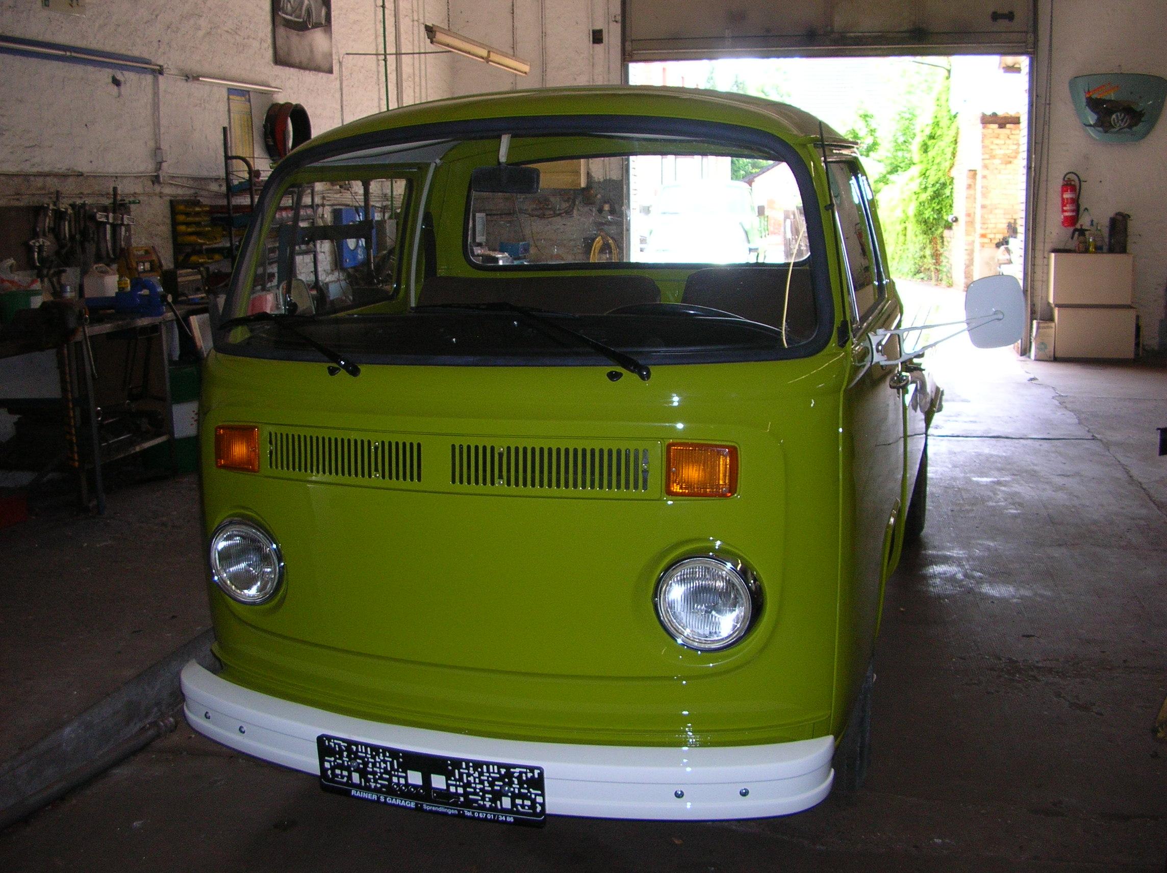 Bus Borchert und T2b 022